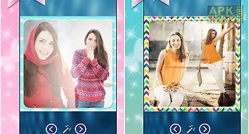 Magic photo blender app