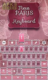 new paris keyboard
