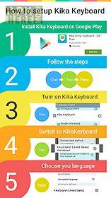 the future for kika keyboard