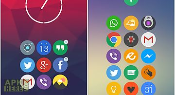 Elun - icon pack