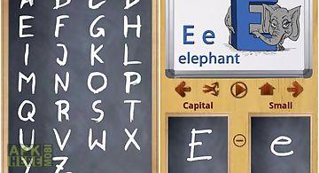 Kids learn n write abc