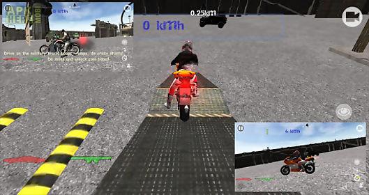 motorcycle racing 3d