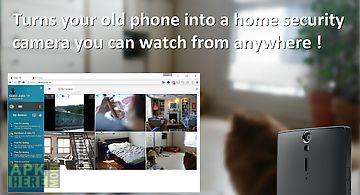 Security web camera