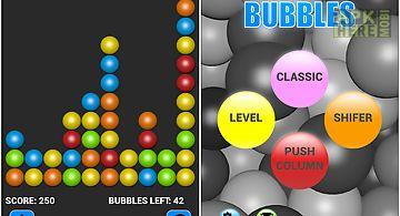 Bubble bubbles