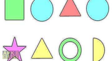 Learning shapes for kids
