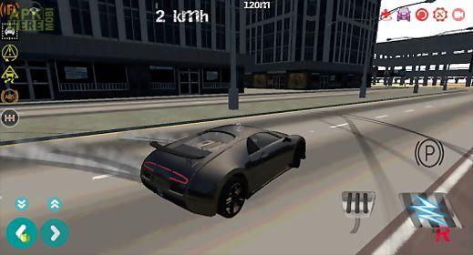 nitro car simulator 3d