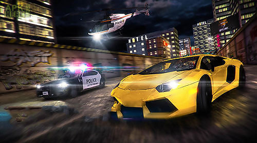 sr: street racing