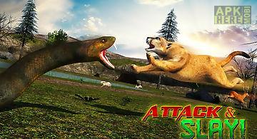 Angry anaconda 2016