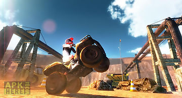 Atv off-road driving mania
