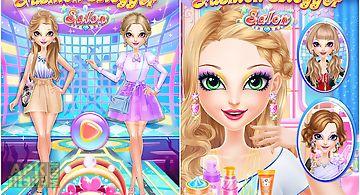 Fashion blogger salon