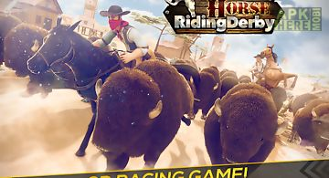Horse riding derby | free game