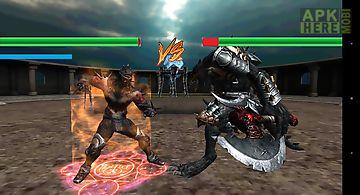 Mortal tournament