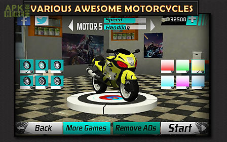 moto rider 3d: city mission