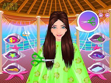 ocean spa salon girls games