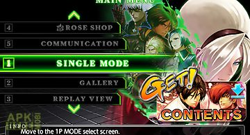 The king of fighters 97 kof for Android free download at Apk Here
