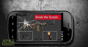 Weapon - shot simulator