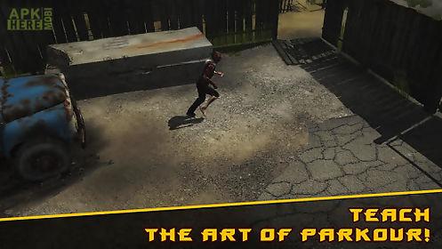 zombi parkour 3d