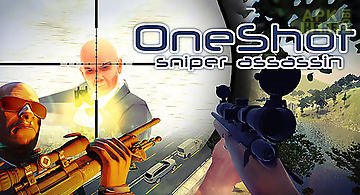 Oneshot: sniper assassin game