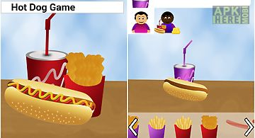 Hot dog games free maker