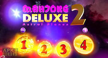 Mahjong deluxe free 2