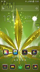 weed reggae hd go launcher
