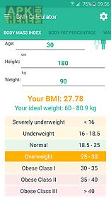 Bmi Calculator Weight Loss