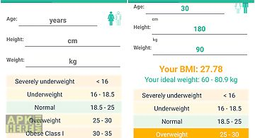 Bmi Calculator Weight Loss