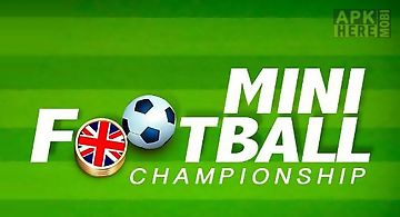 Mini football: championship