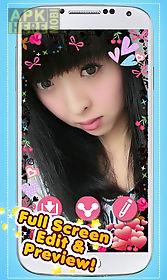 my photo sticker