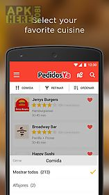 pedidosya - food delivery