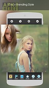 photo blender: mix photos