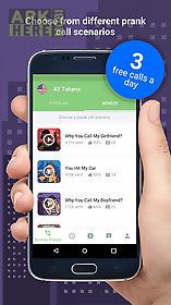 prankdial - prank call app