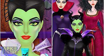Glam star queen makeover salon