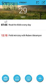 Jw planner for Android free download at Apk Here store