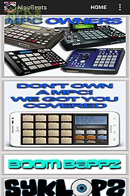 Mpc beatmaker for Android free download at Apk Here store - Apktidy com