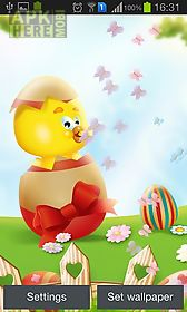 easter by my cute apps live wallpaper