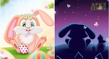 Easter by my cute apps Live Wall..