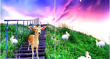 S5 grass land  Live Wallpaper