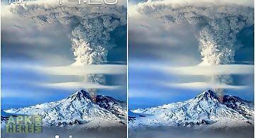 Smoke volcano Live Wallpaper