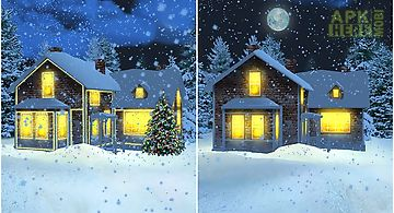 Snow hd Live Wallpaper
