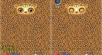 Zoo: leopard Live Wallpaper