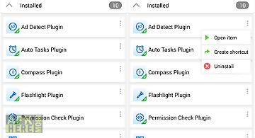 Ad detect plugin