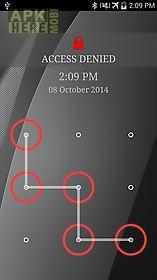 app lock (pattern)
