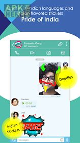 Jiochat: free video call & sms for Android free download at