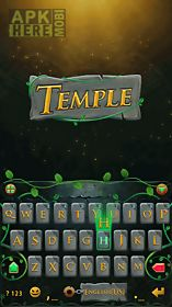 temple theme for kika keyboard