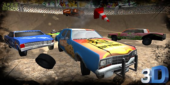 Demolition Derby Death Race For Android Free Download At Apk