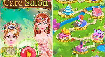 Fairy princess care salon