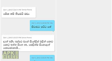 Hasun - sinhala sms messaging