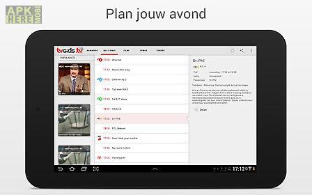 tvgids.tv tablet