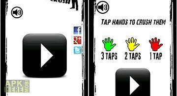 Legendary high five hand crush
